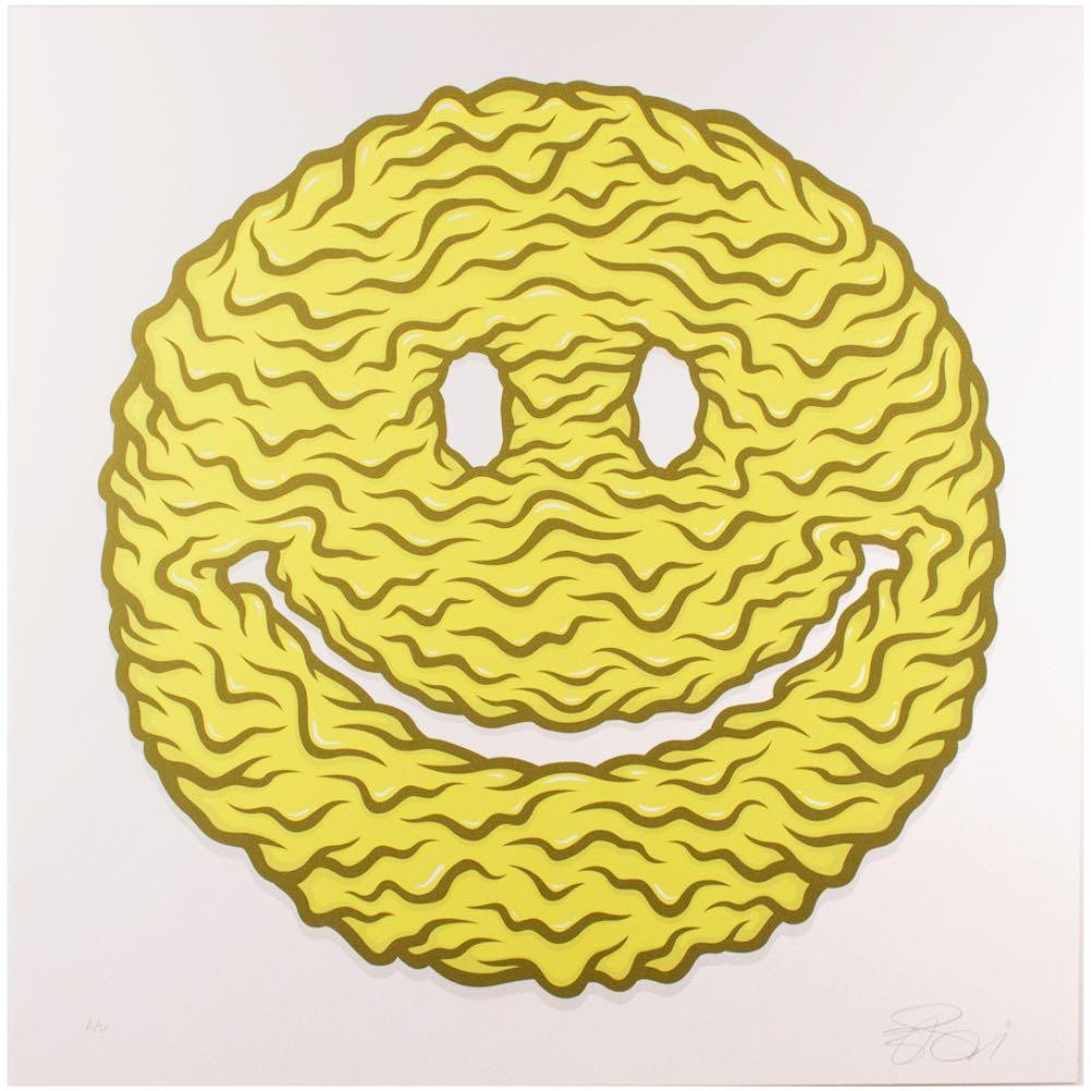 SMILE Print by Zach Schrey