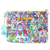 Tokidoki Pool Party Zip Pouch