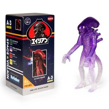 Alien ReAction Figure Blind Box - Series 3