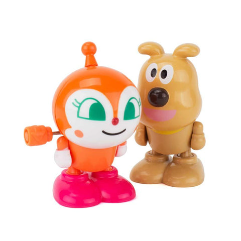 Wind-Up Anpanman Gachapon - Random