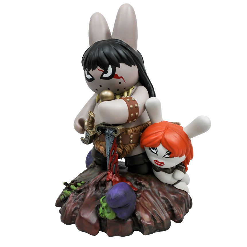 Frazetta Labbit the Barbarian Pre-Order
