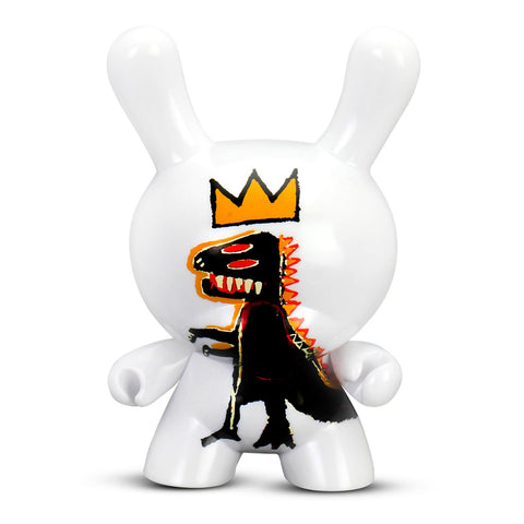 "Basquiat 8"" Masterpiece Dunny — Pez Dispenser"