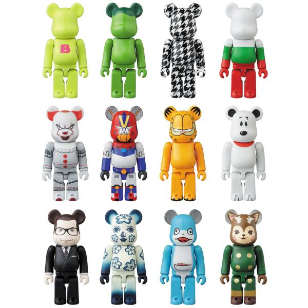 Bearbrick Series 36 Single Blind Box Figure