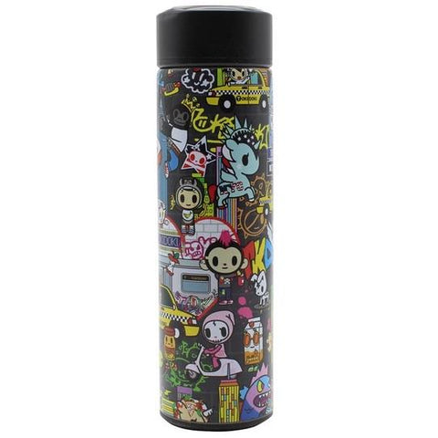 Tokidoki NYC Collection Stainless Steel Bottle