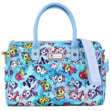 Watercolor Paradise Bowler Bag from tokidoki
