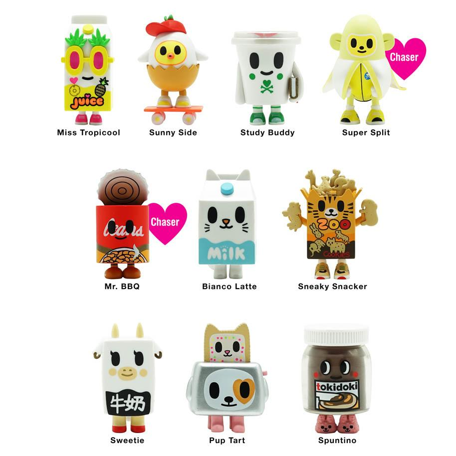 Moofia Breakfast Besties — Series 2 Blind Box