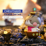 Chewyhams Pirate Blind Box Series by Funi