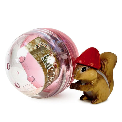 Chipmunks Gashapon Capsule