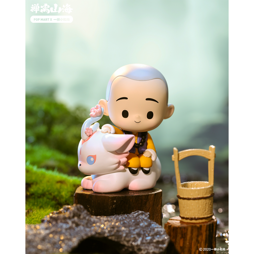 Little Monk Yi Chan — Classic of Mountains & Seas Blind Box