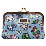 Denim Daze Coin Purse by Tokidoki