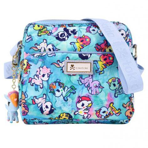 Watercolor Paradise Crossbody Bag from tokidoki
