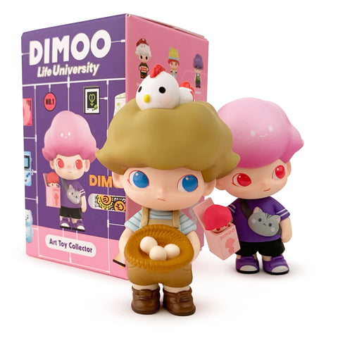 Dimoo — Life University Blind Box Series by Ayan Tang