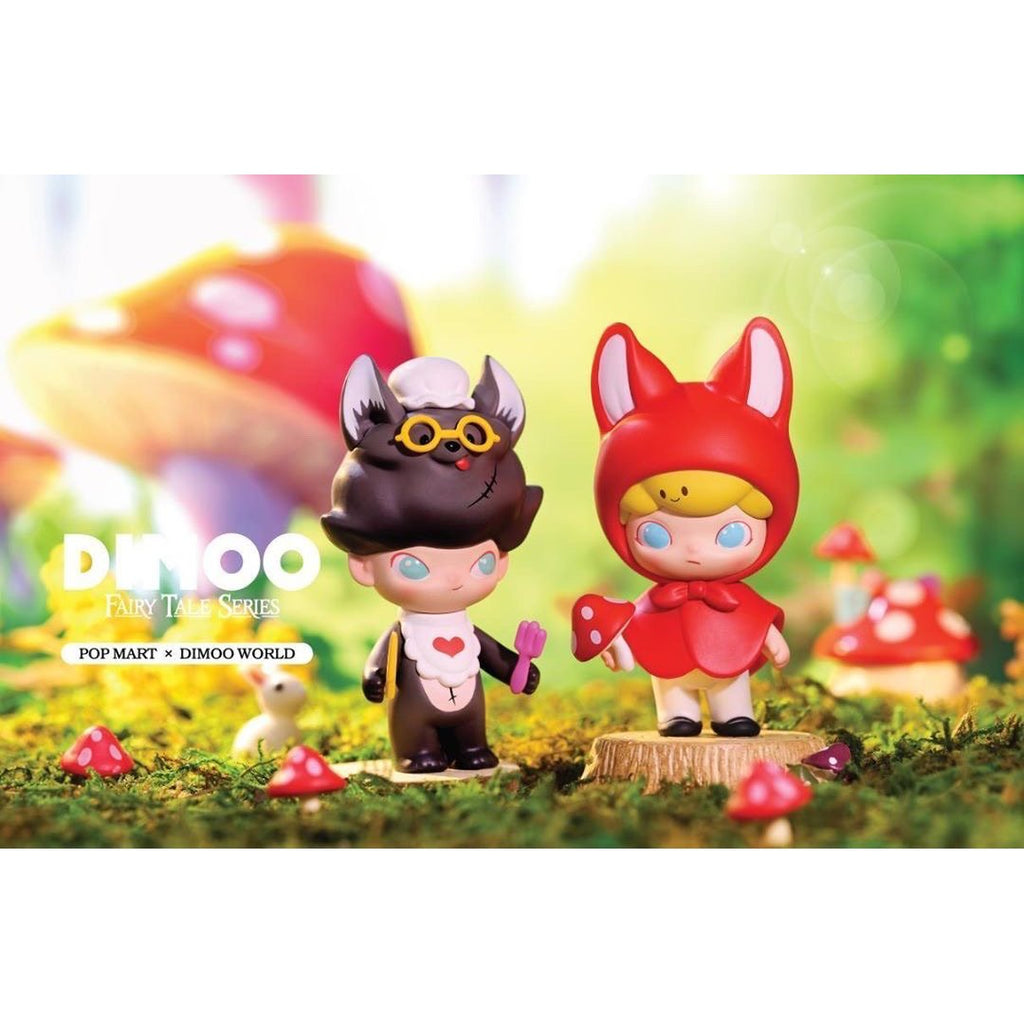 Dimoo Fairy Tale Blind Box Series