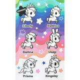 Unicorno DIY Series Blind Box by Tokidoki