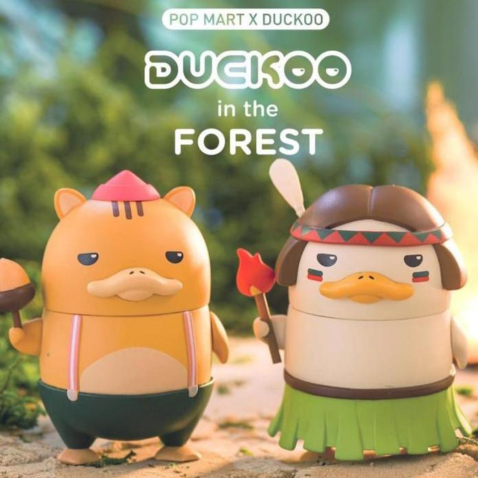 Duckoo in the Forest Blind Box Series