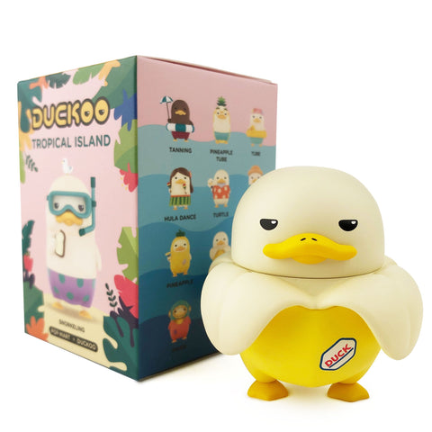 Duckoo Tropical Island Blind Box Series