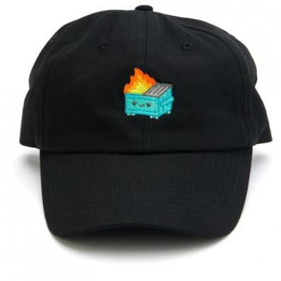 Lil' Dumpster Fire Dad Hat