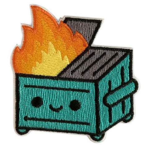Lil' Dumpster Fire Patch
