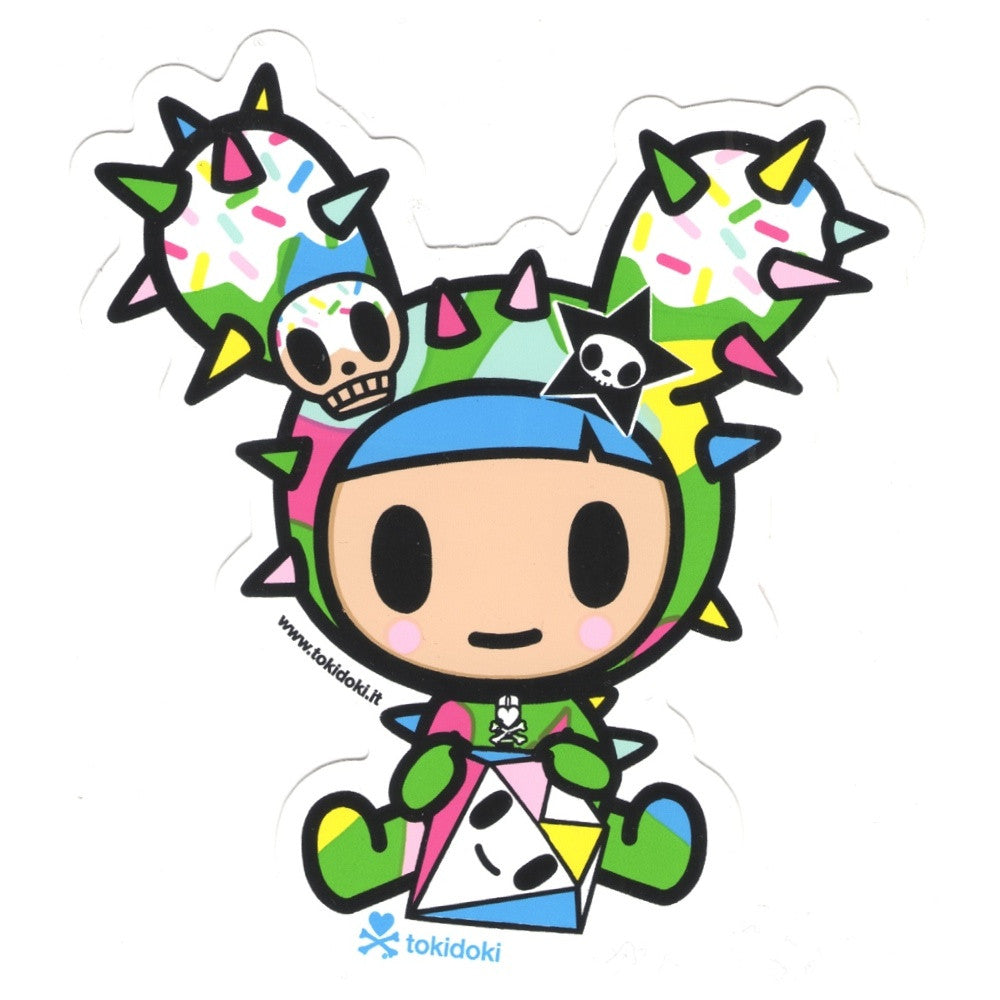 Dusty Color - tokidoki Sticker