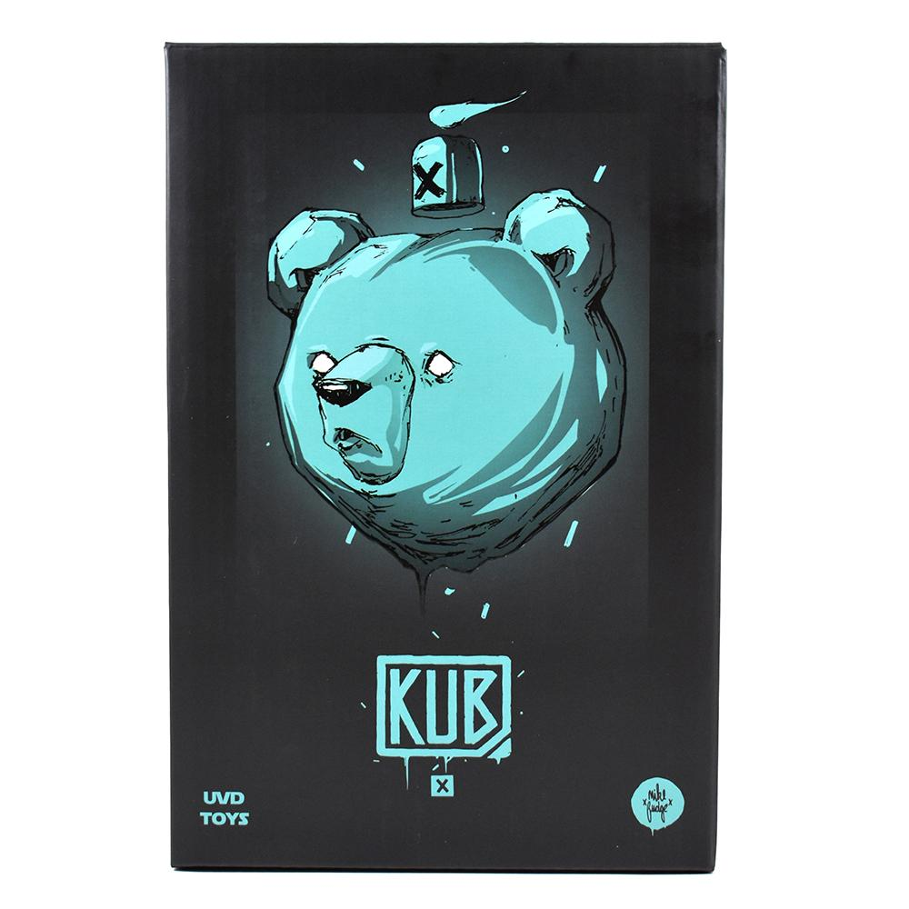 Kub by Mike Fudge - Black and Grey Edition