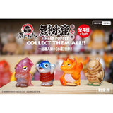 Finger Puppet Ver. 1 — Set of 5 by Chino Lam x Mame Moyashi