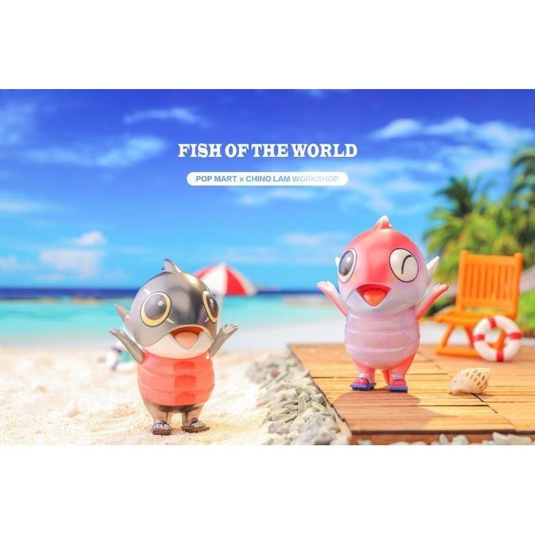 Fish of the World Series Blind Box