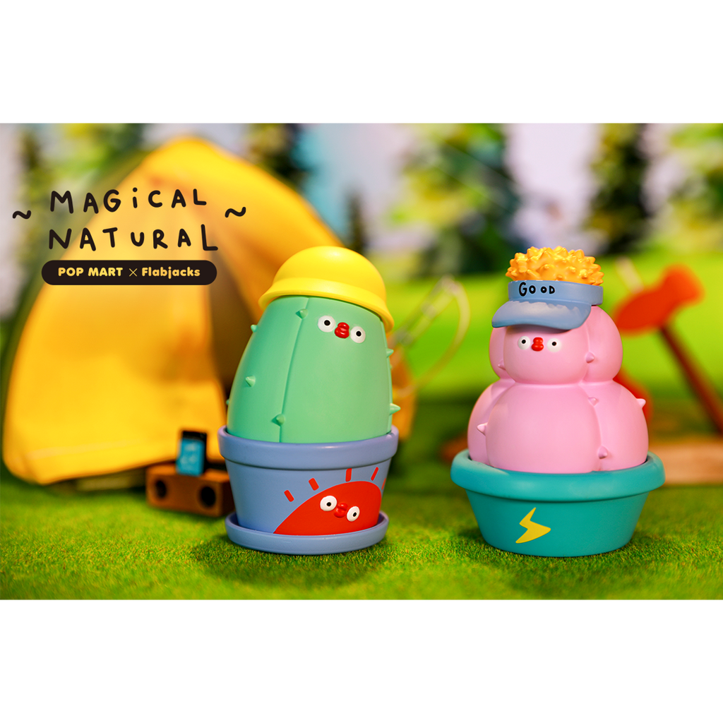 Magical Natural Blind Box Series by Flabjacks