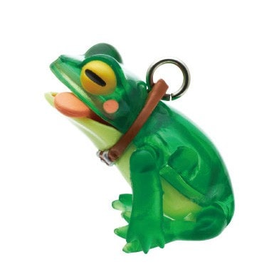 You Walk Frog Basic Weather Check - Random Assortment