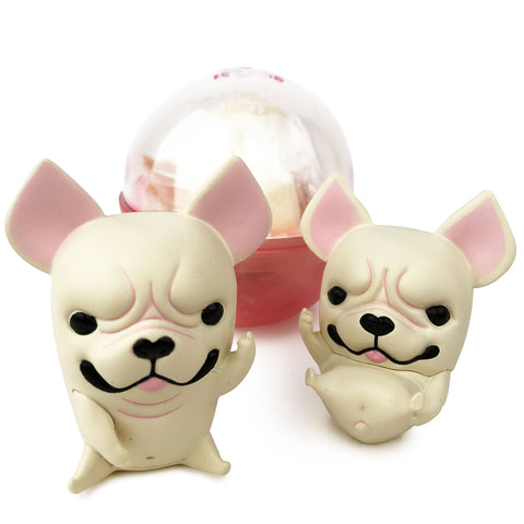 F*** Middle Finger Dogs Gashapon Capsules