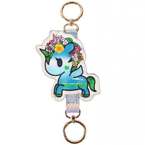 Watercolor Paradise Gaia Keychain from tokidoki