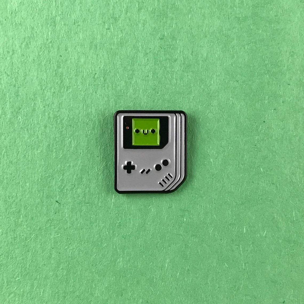 Game Pal — Glow in the Dark Pin
