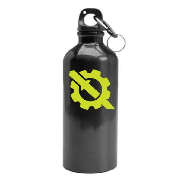 Squadt Assembly Aluminum Carabiner Water Bottle