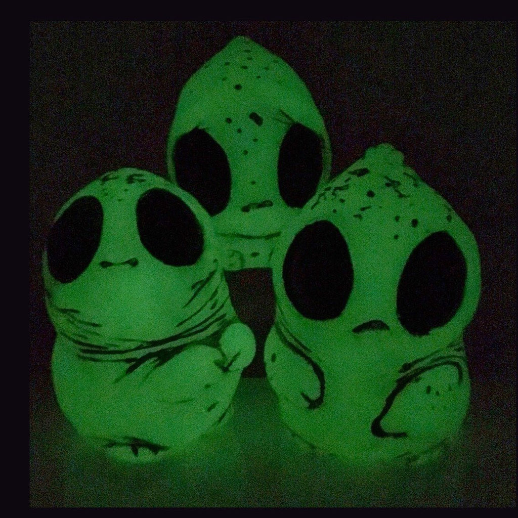 Figgle Bits Plopp - Glow in the Dark