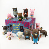 Green Cow Garden Blind Box Series