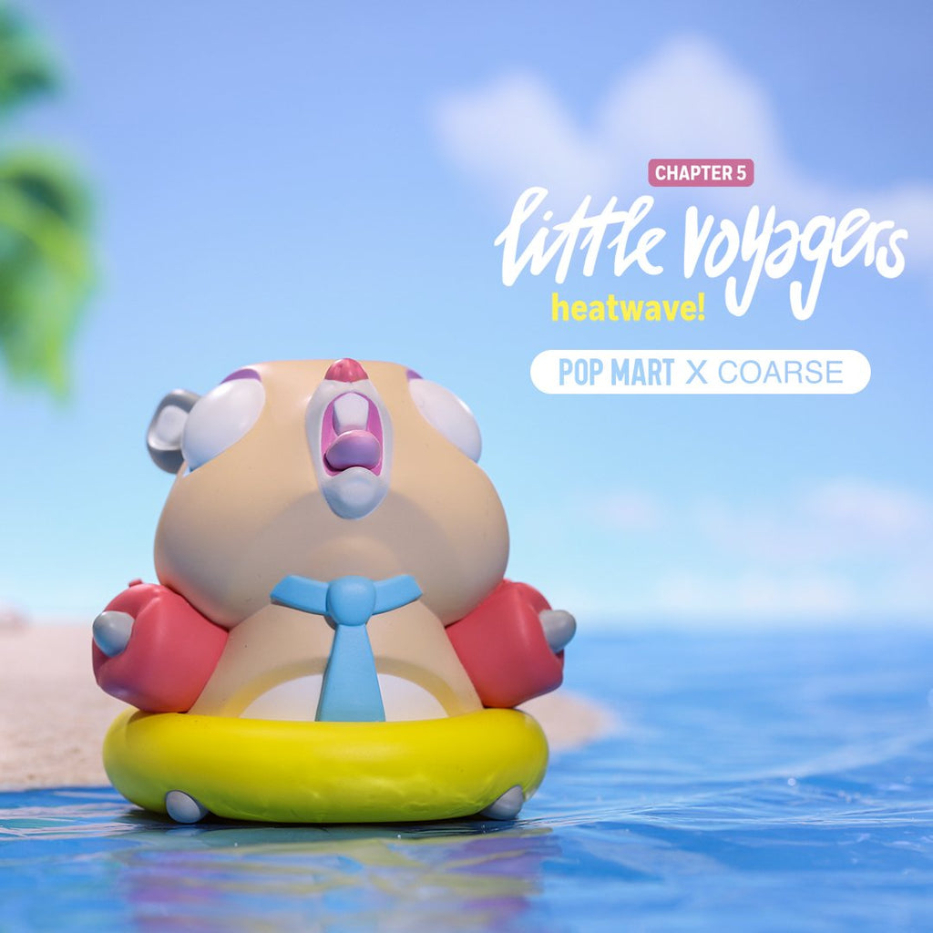 Little Voyagers — Heatwave! Series by coarse