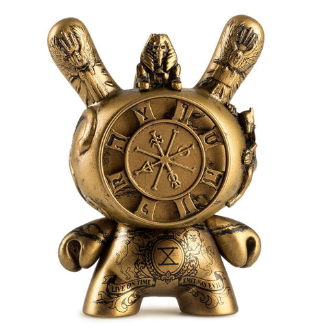 "Gold Wheel of Fortune 3"" Dunny - Arcane Divination SDCC 2017"