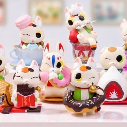 Can Neko Friends Sweet Blind Box
