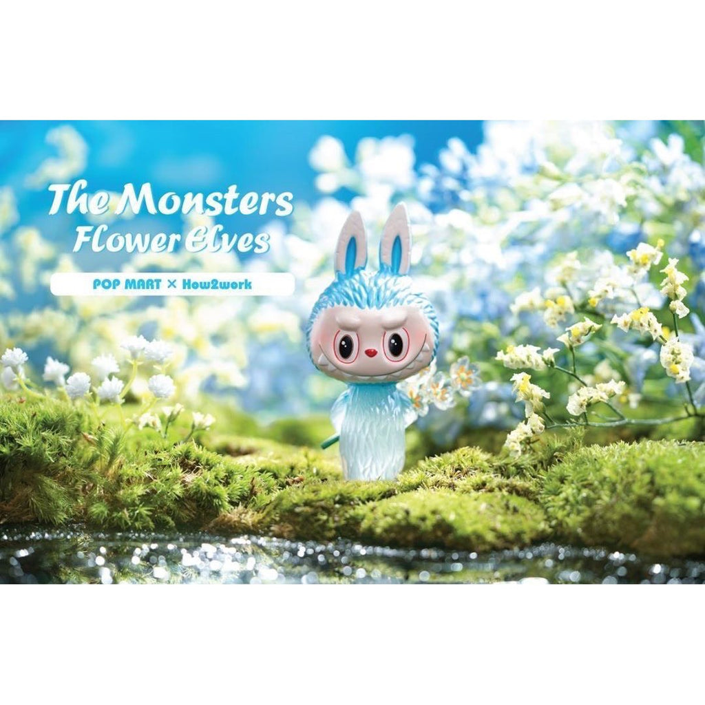 The Monsters — Flower Elves Blind Box Series by Kasing Lung