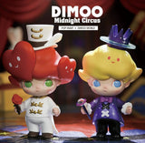Dimoo Midnight Circus Blind Box Series by Ayan Tang