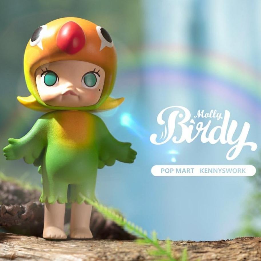 Molly Birdy Blind Box Series by Kennyswork