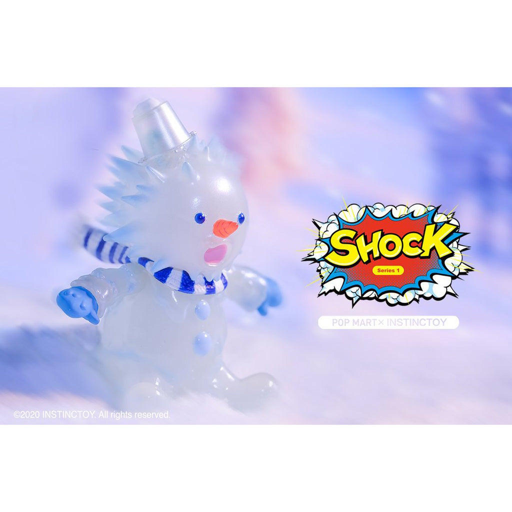 Instinctoy Shock! — Series 1 Blind Box Series