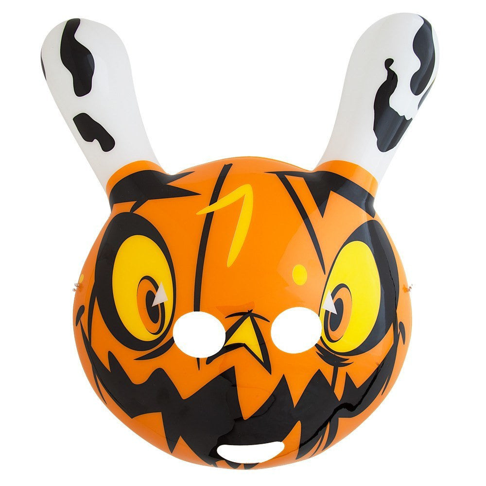 No. 7 Jack-O-Lantern Dunny Mask by Brandt Peters