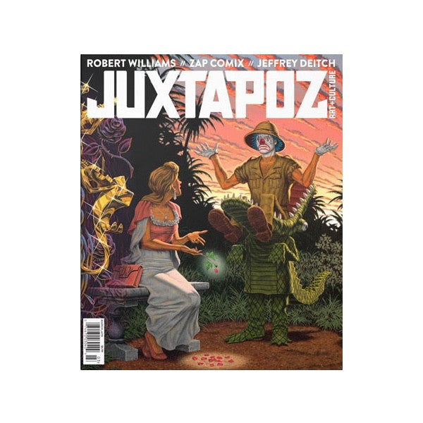 Juxtapoz - March 2015 - no. 170