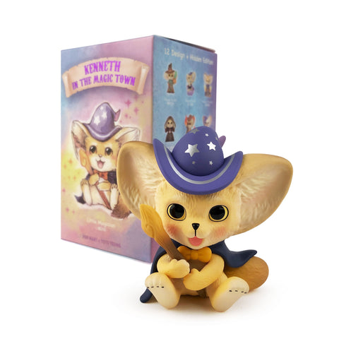 Kenneth Fox in the Magic Town Blind Box Series