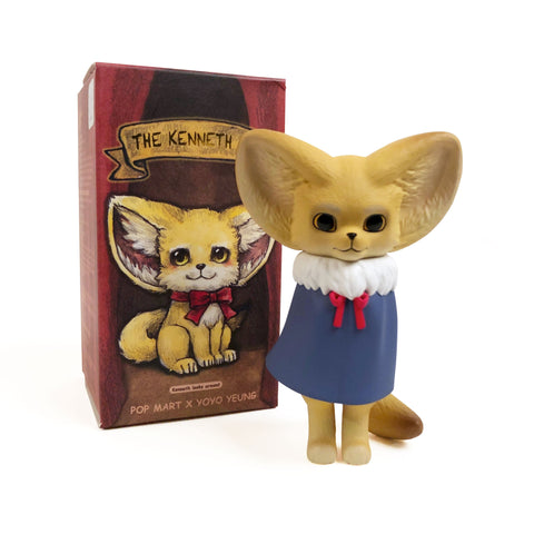 The Kenneth Fox Blind Box Series by Yoyo Yeung