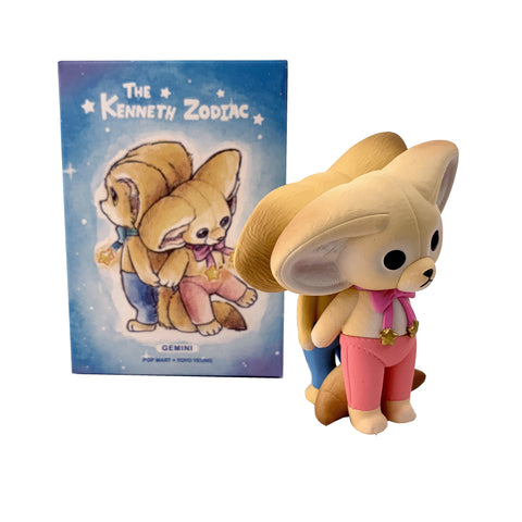 Kenneth Zodiac Blind Box Series by Yoyo Yeung