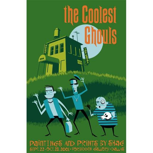 Coolest Ghouls (The) by Shag