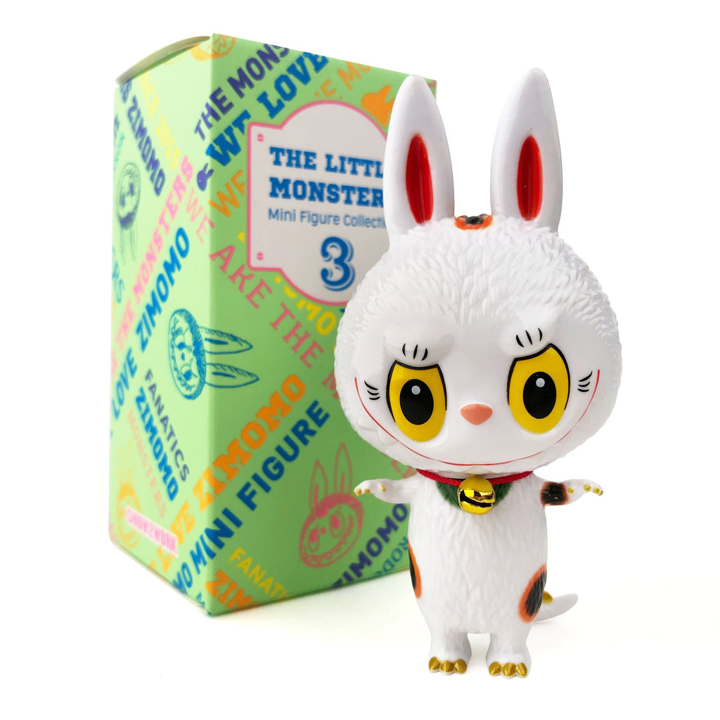 Little Monsters Mini Series 3 Blind Box by Kasing Lung