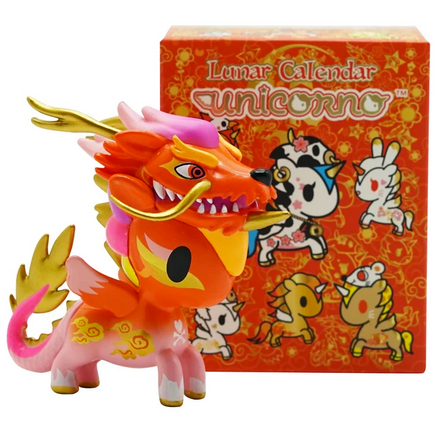 Lunar Calendar Unicorno Blind Box