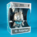 Scott Tolleson Mr. Pinkerton Antique Grey 5 inch MiniQee